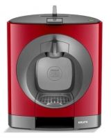 Cafetera KRUPS Dolce Gusto OBLO ROJA KP1105