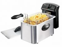 Freidora PRINCESS DEEP FRYER PRO 2000 W